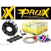 KTM 125 SX & EXC 2006 - 2008 Pro-X Clutch Basket Inc Rubbers