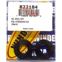 KTM50 A/C 1997 - 2001 Engine Oil Seal Kit