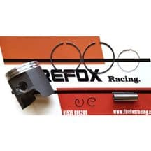 "Suzuki RG125 ""Not Fun"" 59.50mm Big Bore Racing Piston Kit Also RG250"