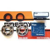 Yamaha DTR125 Koyo Crankshaft Main Bearing & Seal Kit
