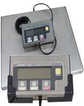 Jship Digital Weighing Scales Heavy Duty Max 150kg/332lb Parcel Postal Mailing