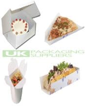 Cardboard Food Containers
