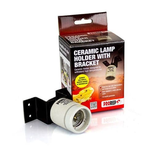 Pro Rep Ceramic Lamp Holder with Bracket 300w