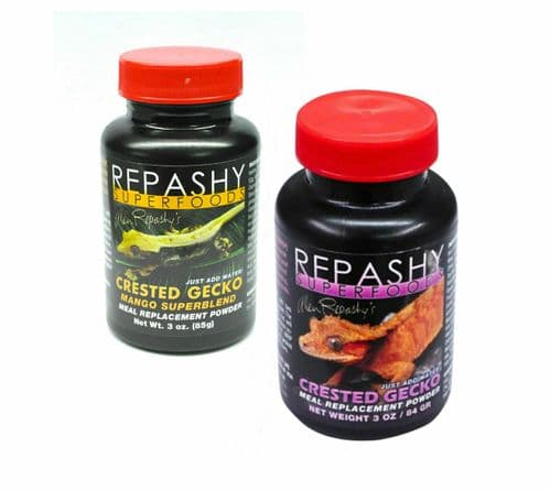 Repashy Superfoods 170g Bundle Crested Gecko Diet & Mango