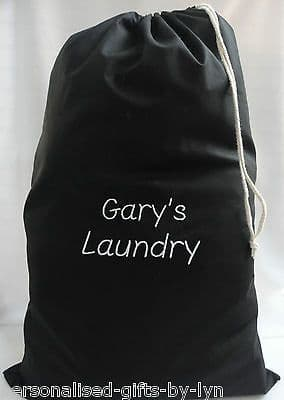 PERSONALISED LAUNDRY BAG, Toy Bag, Clothes Bag, Storage etc