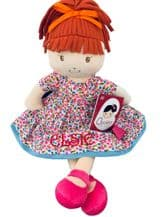 Personalised Rag Doll  - Molly