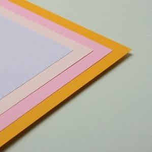 A4 Assorted Pastel Coloured Printer Paper 80GSM