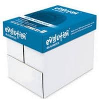 A4 Paper White Copier and Printers 100gsm Evolution Recycled - 500 Sheet Packs
