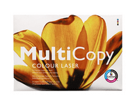 A4 Paper White Copier and Printers 100gsm MultiCopy Laser - 500 Sheets