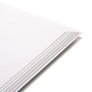A5 Paper Smooth White 80GSM Print Draw Craft - 5000 Sheets