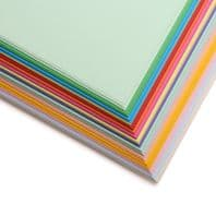 Make your own - A4 Coloured Paper Sample Pack - 10 sheets