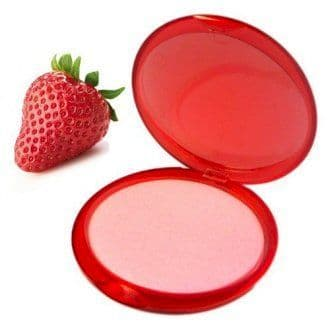 2 x Packs of 20 Scented Disposable Paper Soaps for Handwashing - Strawberry