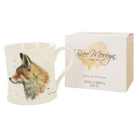 Bree Merryn Fine Art Fine China Mug Fabian Fox