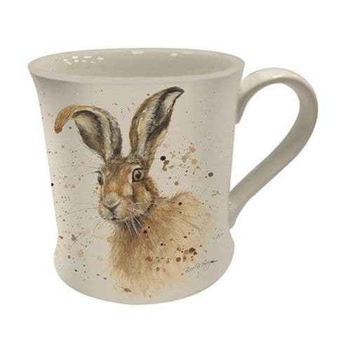 Bree Merryn Fine Art Fine China Mug Hugh Hare
