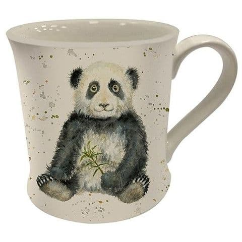 Bree Merryn Fine Art Fine China Mug Polly Panda