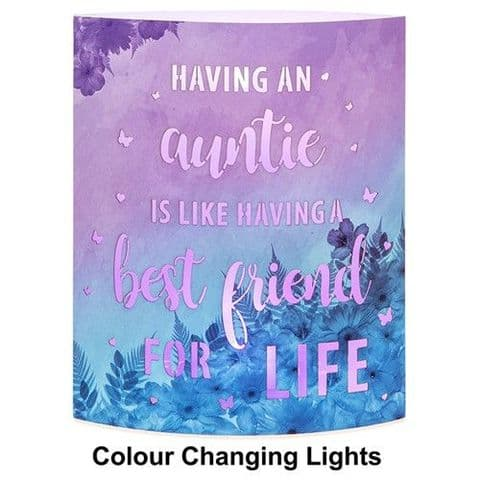 Starlight Lantern - Colour Changing LED - Auntie