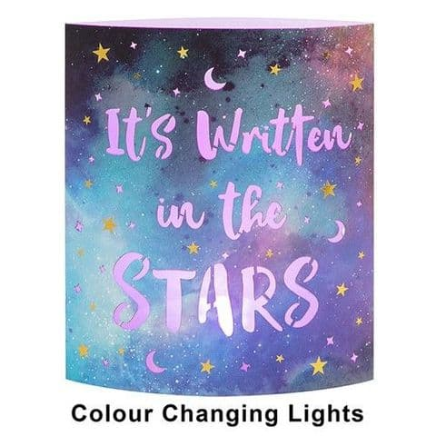 Starlight Lantern - Colour Changing LED - It's Written in the Stars