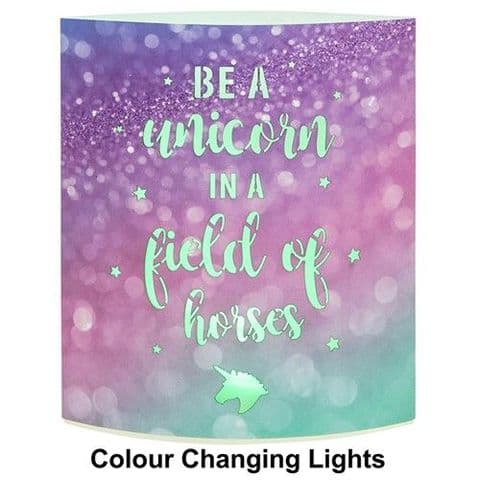 Starlight LED Colour Changing  Lantern - Be an Unicorn