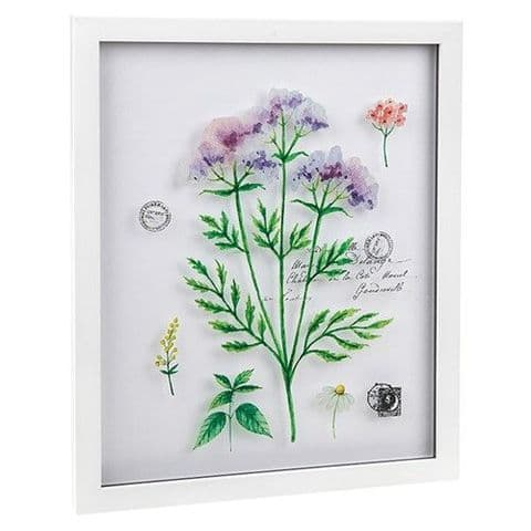 Wildflowers Boxed Frame Wall Art