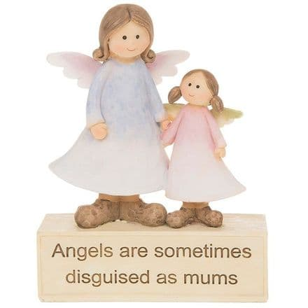Angelic Thoughts Mum