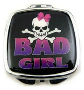 Bad Girl Mirror Compact