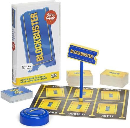 Blockbuster Party Game By Big Potato Games