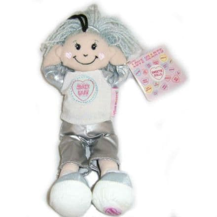 Born to be Wild Doll, Sweetie Dolls, Soft Toy