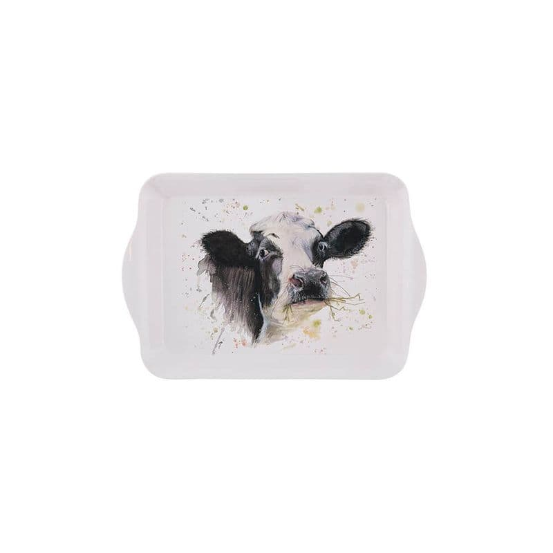 Bree Merryn Clover Cow Small Tray