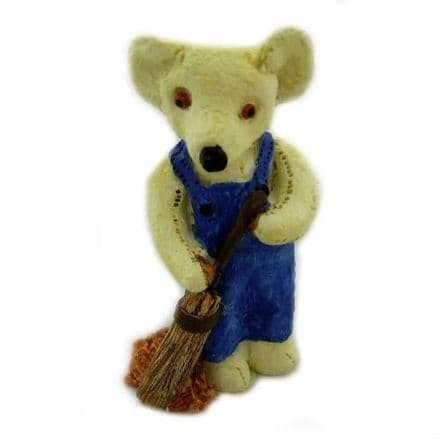 Brush Up Bear, Colour Box Miniatures
