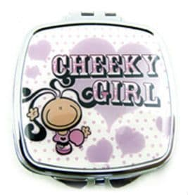 Cheeky Girl Mirror Compact