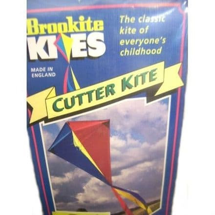 Cutter Kite No 4. Approx Size 82cm x 64cm