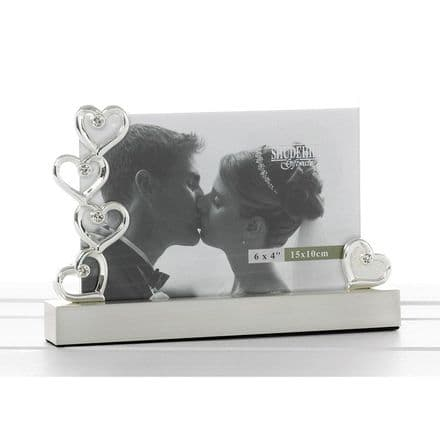 Diamond Hearts 6x4 Stand Frame