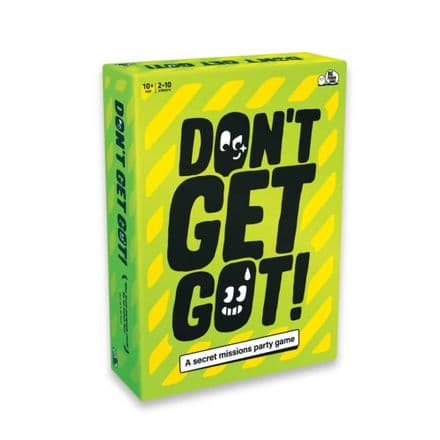 Don't Get Got Party Game By Big Potato Games