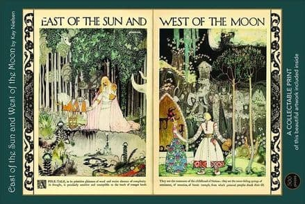 East of the Sun and West of the Moon by Kay Nielsen, 500 piece Art & Fable Premium Jigsaw Puzzle