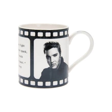 Elvis Presley Fine China Mug
