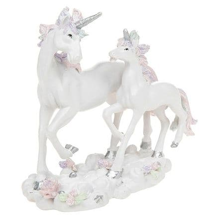 Fantasia Unicorn Mother and Baby