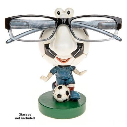 Football Wobble Head Glasses Holder