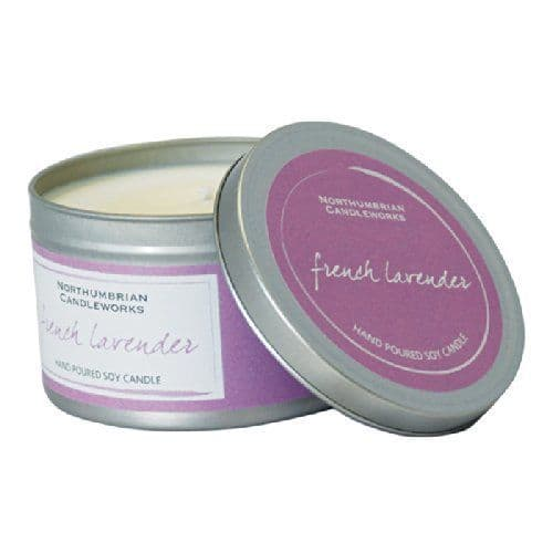 French Lavender Small Soy Candle