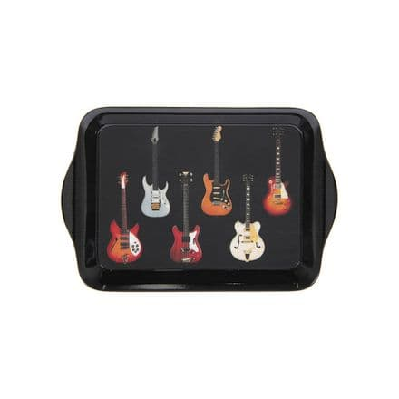 Guitar Rock n Roll Small Tray