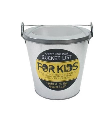 Kids Bucket List