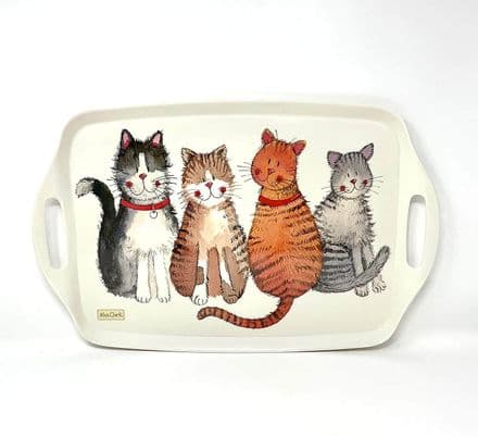 Large Cat Tray by Alex Clark