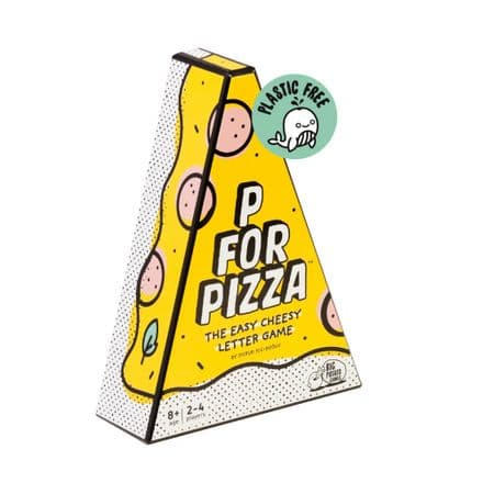 P for Pizza By Big Potato Games