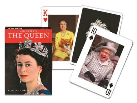 Piatnik Her Majesty the Queen Playing Cards