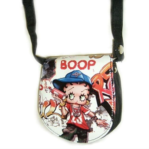 Small Bag Graffiti, Betty Boop