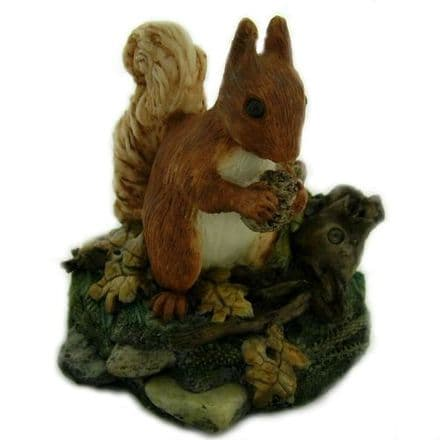 Squirrel, Soli Deo.  Made in Orkney, Scotland