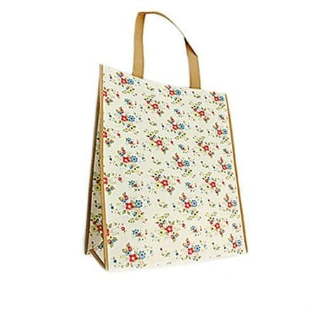 Summer Daisy Shopping Bag