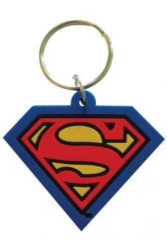 Superman Keyring
