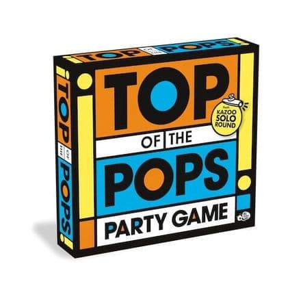 Top of the Pops Party Game By Big Potato Games
