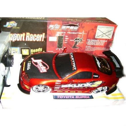 Toyota Supra Radio Controlled Car 1:10