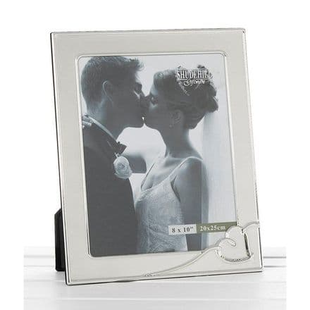 Wedding Heart 8x10 Frame